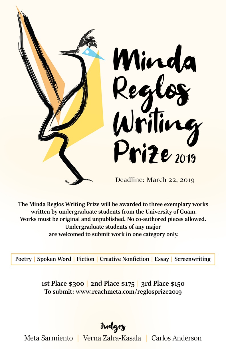 Writing contest for undergrads accepting submissions