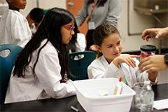 The Guam GENE-ius children's science program at the University of Guam