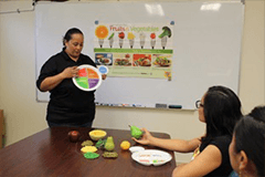 University of Guam Cooperative Extension & Outreach reminds Supplemental Nutrition Assistance Program participants to budget their next month's benefits wisely and to avail of free workshops on food and finance management within its SNAP-Ed Program.