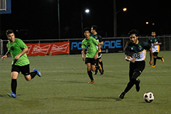 The University of Guam Men's Soccer Team returns to the pitch on Thursday night in the GFA Amateur Men's League.