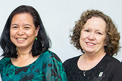 "Dean Margaret Hattori-Uchima and Associate Professor Kathryn Wood from UOG's School of Nursing & Health Sciences co-authored the article ""Nursing Leadership in Guam"