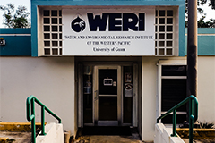 The Water & Environmental Research Institute of the Western Pacific at the University of Guam (WERI) can now offer its drinking water testing services for a wider range of contaminants.