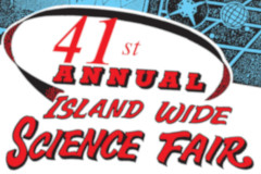 This year's 41st Guam Annual Island Wide Science Fair will be held Saturday, May 11, 2019 8:30 A.M. - 4:00P.M., with set up Friday, May 10, 2019 5:00 P.M. -7:00 P.M. at the University of Guam Science Building.