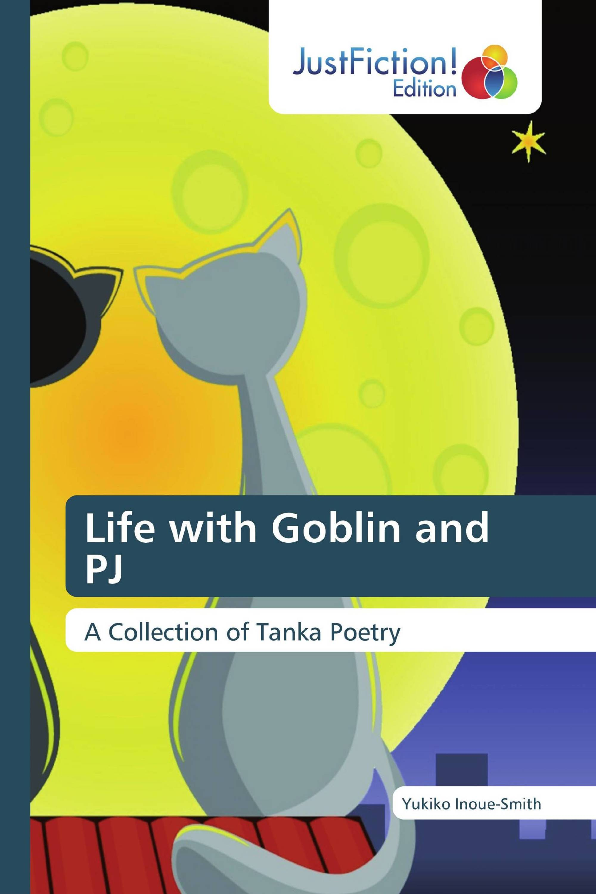 "Professor Yukiko Inoue-Smith's ""Life with Goblin and PJ: A Collection of Tanka Poetry"""