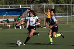 The University of Guam Women's Soccer Team opened the 2018-2019 season in the Guam Football Federation's Bud Light Amateur Women's League