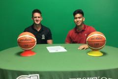 UOG Men's Basketball signs Brandon Soriano