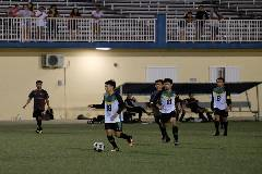 UOG soccer teams sweep competition in weekend games