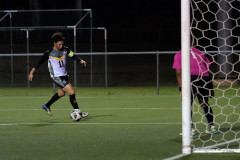 The University of Guam Men's Soccer Team went up against the Guam Shipyard soccer club in the GFA Amateur Men's League on Jan. 24 at the Guam Football Association's National Training Center.