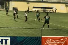 The University of Guam Men's Soccer Team defeated the Omega Warriors on Nov. 2