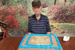 Paul Carano, an emeritus professor of the University of Guam, celebrated his 100th birthday on July 15