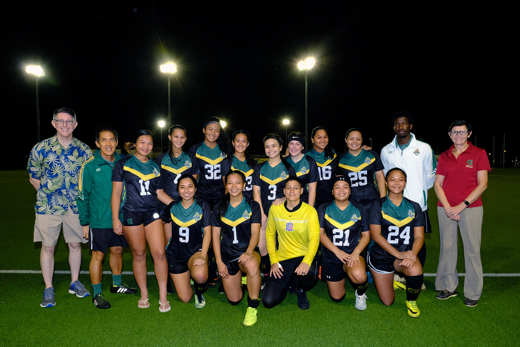 UOG Athletics