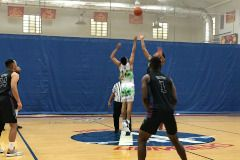 UOG Men's Basketball comeback falls short versus Navy Base