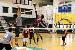 Men's Volleyball Club starts series in April