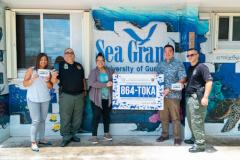 UOG Sea Grant TOKA group picture
