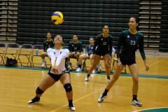 Volleyball team: University of Guam Tritons