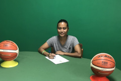 Women's Basketball signs Jacether Andrew from Pohnpei
