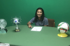 Women's Soccer signs Tara Usita-Lee to play for Lady Tritons
