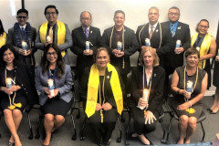 UOG's newest honor society takes root