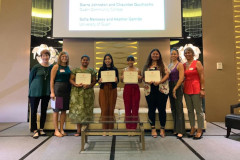 Two students awarded $2,000 scholarships