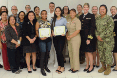In the News: US Naval Hospital partners with UOG's Nursing Program
