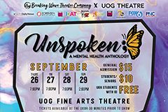 Unspoken: A Mental Health Anthology