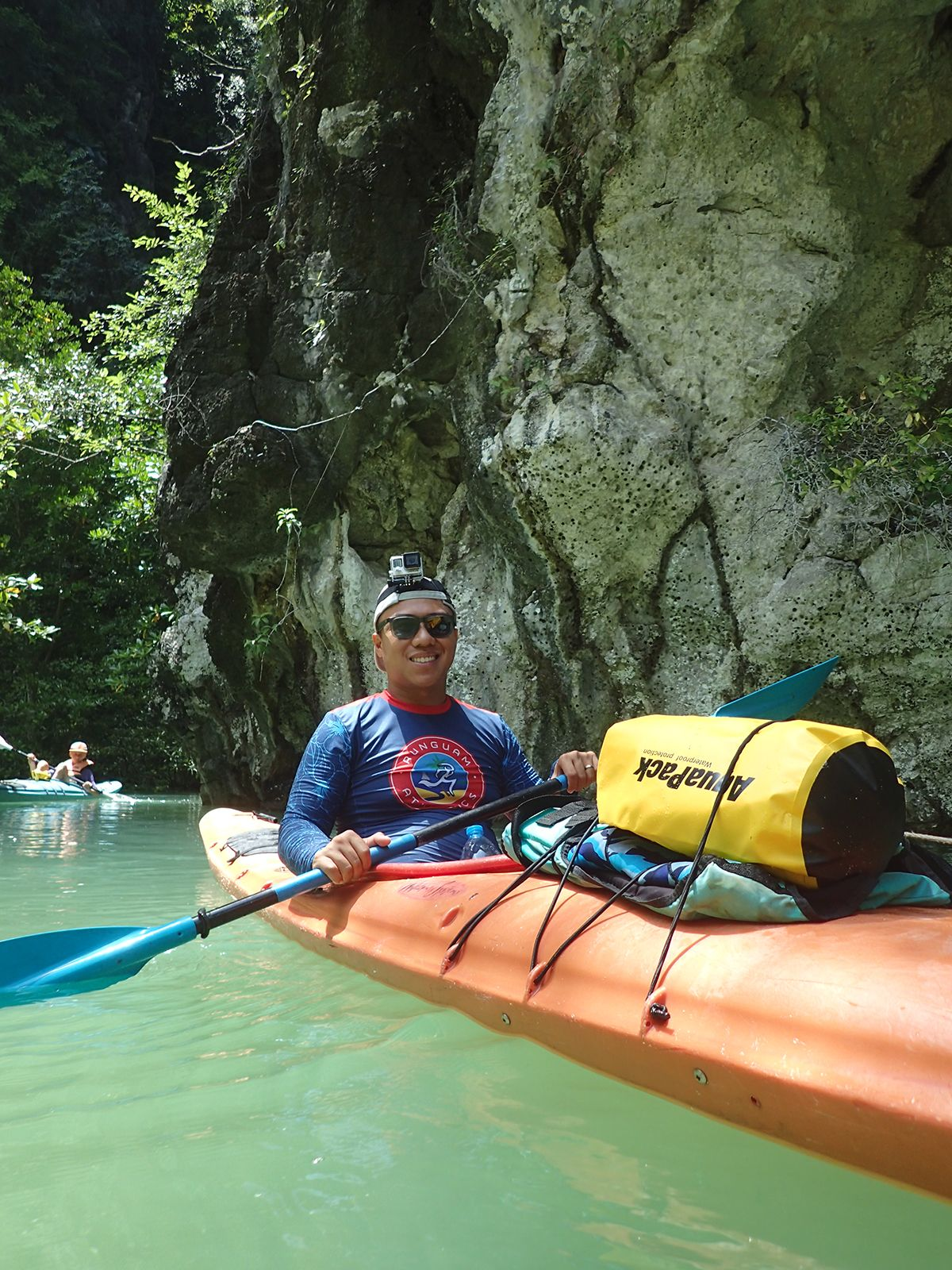 Calaor kayaking