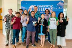 UOG wins awards for TritonGo mobile app