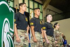 UOG ROTC Cadets