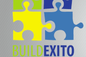 BUILD EXITO Logo