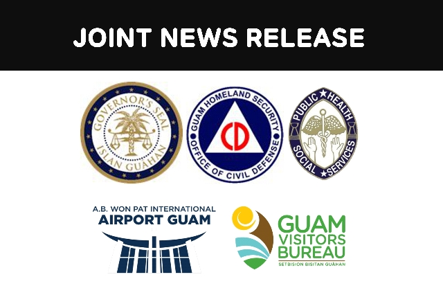 The Guam Department of Public Health and Social Services (DPHSS) continues to work with local and federal partners to address the threat of COVID-19.