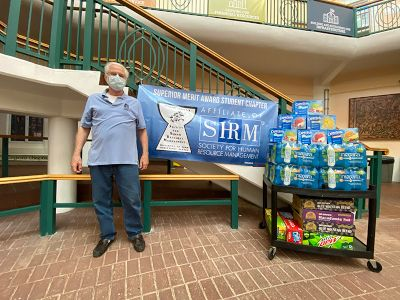 SHRM donations to COVID-19 responders