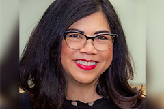 Photo of SVP Anita Borja Enriquez