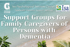 Participate in an online training and certification program for caregivers of persons with dementia.