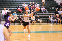 Women's Basketball opens new era with 86-41 victory