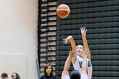 Lady Tritons ties Fuetsa for first place heading into semifinals