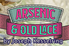 'Arsenic and Old Lace' cover