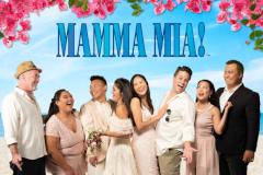 Mamma Mia flyer