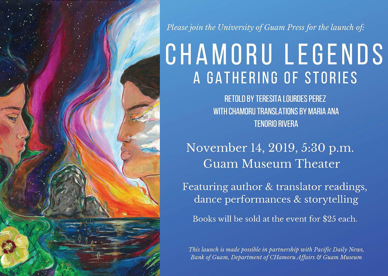 CHamoru Legends Flyer