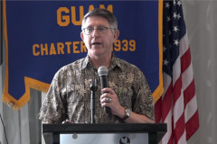 President Krise lays out vision at Rotary meeting
