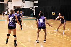 Breakthrough, Guam Pro remain undefeated in Tritons Volleyball League