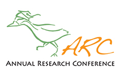 Photo of the Annual Research Logo