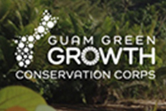 Photo with the logo of Guam Green Growth Conservation