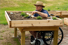 UOG's Cooperative Extension offers tips on creating enabled gardens for those with physical limitations.
