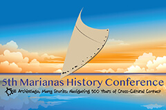 5th Marianas History Conference banner
