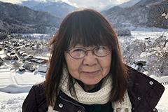 Photo of Professor Toyoko Kang