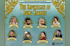 """UOG Theater presents a podcast performance of Oscar Wilde's """"The Important of Being Earnest."""""""