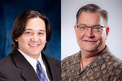 John Rivera and Daniel Lindstrom join a panel of experts on the job outlook for public admin and biotechnology.