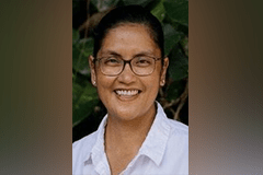 The Guam Association of School Counselors has named UOG alumna Geolyn Egurrola, a school counselor at Jose Rios Middle School, the 2021 Guam School Counselor of the Year.
