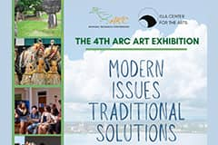 Artists are invited to submit their artwork for display in the 4th Annual ARC Visual Arts Exhibition by Feb. 1.