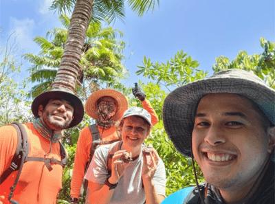CIS Associate Director Else Demeulenaere sheds light on Guam's endangered species.